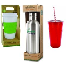 Best of the Classic Value 3 Piece Eco Cup Set