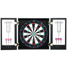 Winchester Dartboard and Cabinet