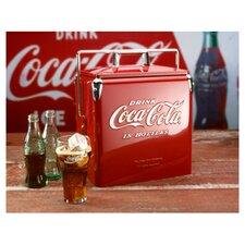 2.25 Qt. Classic Coca-Cola Picnic Cooler