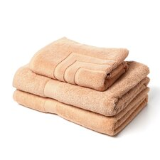 All American Cotton Line 3 Piece Towel Set