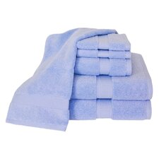 Growers 6 Piece Bath Towel Set