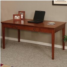 Hudson Valley Computer Desk with Keyboard Tray