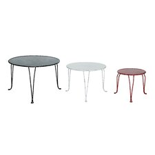 Casual Country 3 Piece Nesting Tables