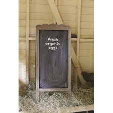 Casual Country 2 Side Chalkboard