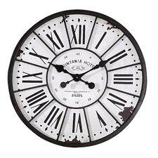 "Oversized 24"" Tuscan Wall Clock"