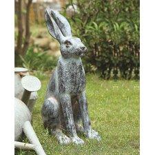 Resin Rabbit Statue