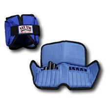 Adjustable Ankle Weights (Set of 2)