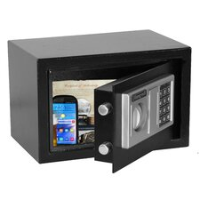 Dial Lock Security Safe 0.28 CuFt