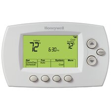 7-Day Programmable Digital Wi-Fi Enabled Thermostat