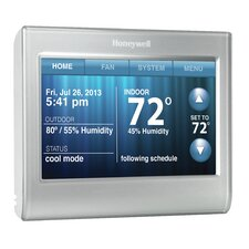 Programmable Touchscreen Wi-Fi Enabled Thermostat
