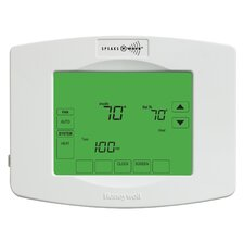 Z-Wave 7-Day Programmable Touchscreen Thermostat