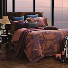 Dolce Mela 6 Piece Duvet Cover Set