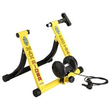 Indoor Bicycle Exercise 6 Level of Resistance Trainer Bike