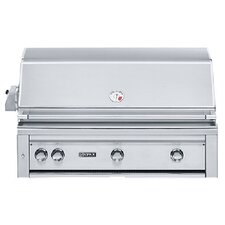 """42"""" Built-In Gas Grill with All ProSear Burner"""