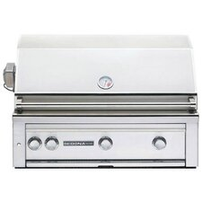 """36"""" Sedona Built-in Gas Grill with ProSear-Rotisserie Burner"""
