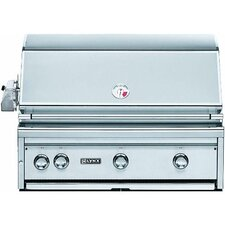 """36"""" Built-In Gas Grill with All ProSear Burner"""