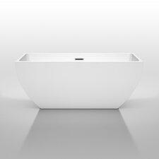"Rachel 59"" x 29.5"" Soaking Bathtub"