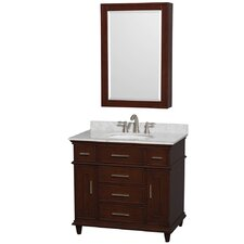 "Berkeley 36"" Single Bathroom Vanity"