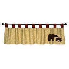 "Northwood's 56"" Curtain Valance"