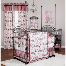 Waverly® Tres Chic 3 Piece Crib Bedding Set