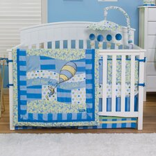 Dr. Seuss Oh, The Places You'll Go! 3 Piece Crib Bedding Set