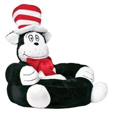 Dr. Seuss the Cat in the Hat Kids Plush Character Chair