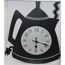 Kettle Wall Clock