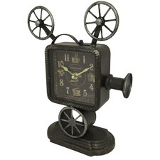 Projector Table Clock