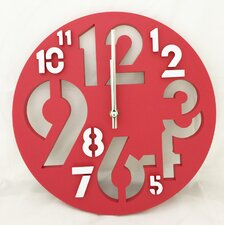 "11"" Cut Out Clock"