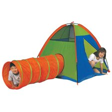 Hide Me Play Tent and Tunnel Combination
