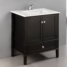 "Chelsea 31"" Single Bathroom Vanity Set"