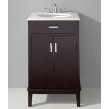 """Urban Loft 21"""" Single Bathroom Vanity Set"""