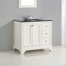 "Cambridge 37"" Single Bath Vanity Set"
