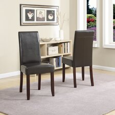 Acadian Parson Chair (Set of 2)
