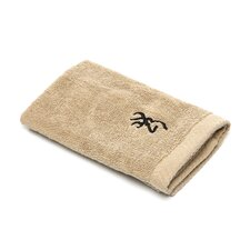 Buckmark Wash Cloth (Set of 3)