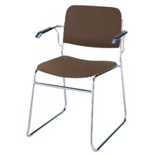 Classroom Stacking Chair with Cushion