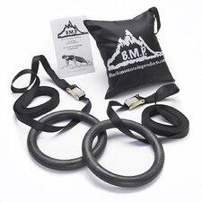 Multi-Use Gymnastics Rings (Set of 2)