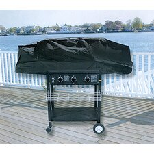 Durable Outdoor Patio Vinyl Gas Grill Cover