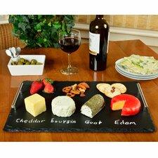 Sardo Rectangle Slate Cheese Tray