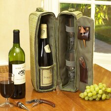 Hampton Wine Carrier for Two
