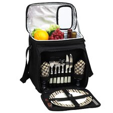 London Picnic Cooler for Two