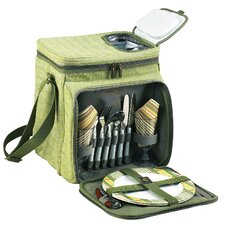 Hamptons Picnic Cooler for Two