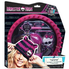 Monster High Knit Beanie Kit