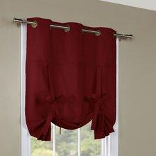 Weathermate Grommet Tie-Up Single Curtain Panel