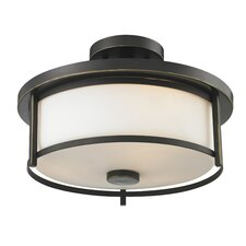 Savannah 2 Light Semi Flush Mount