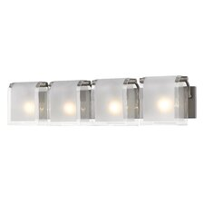 Zephyr 4 Light Vanity Light