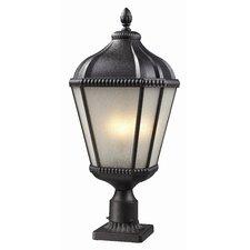 Waverly Aluminum Outdoor Post Lantern