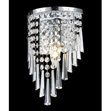 Tango 1 Light  Bath Vanity Light