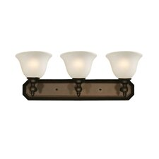 Clayton 3 Light Vanity Light