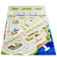 IVI Carpets-Mini City Kids Rug